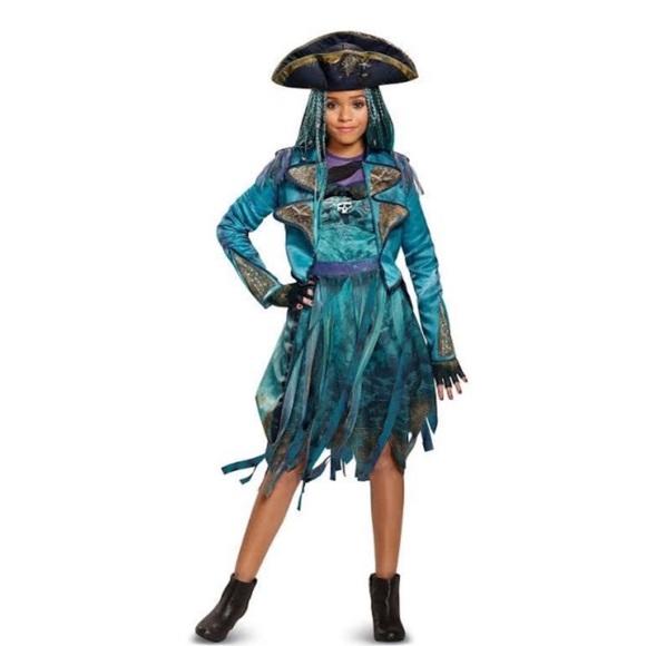 meilleur prix pour nombreux dans la variété trouver le prix le plus bas Disney Descendants 2 UMA Costume NWT